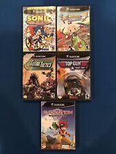 Gamecube Games Lot