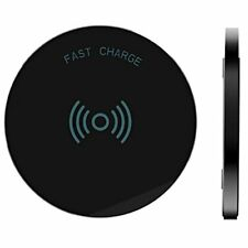 Wireless Charging Pad for Apple iPhone, Samsung Galaxy, Note 8, LG, QI Devices