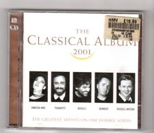 (HX296) The Classical Album 2001, 36 tracks various artists - 2000 double CD