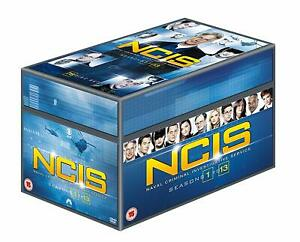 """NCIS COMPLETE SEASON 1-13 COLLECTION DVD DELUXE BOX SET 78 DISC """"NEW&SEALED"""""""