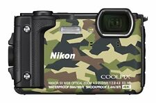Nikon Digital Camera Coolpix W300 Gr camouflage Waterproof