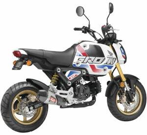 Honda MSX125 Grom 2022 Yoshimura Exhaust  Slip-On, RS-9T 12122BR520 *