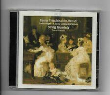 Fanny Mendelssohn-Hensel String Quartets CD Erato Quartett Emilie Mayer