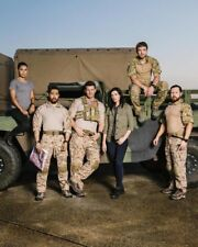 SEAL Team [Cast] (64092) 8x10 Photo