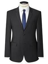 Calvin Klein Tate Pindot Tailored Suit Jacket Black - Size 36r