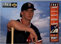 Lot Of 590 1994 Upper Deck Collector's Choice Baseball Trot Nixon Card # 25