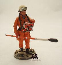 Figurine Del Prado plomb Sapeur Pompier Rescue Task Force Tokyo Japon 2002
