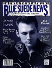 Blue Suede News 52 James Intveld Sonny Burgess Coasters
