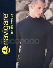 Maglia lupetto Uomo Manica lunga cotone Caldo Navigare Art. 115 6-xl Jeans