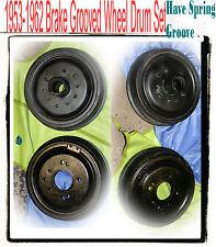 Corvette 1954 1956 1957 1958 1959 1960 1962  Brake Drum Front Rear  Wheel Hub 4