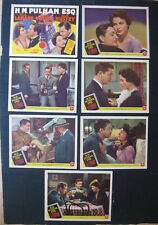 H.M. PULHAM, ESQ 1941 lobby cards x 7 Hedy Lamarr Robert Young Ruth Hussey Vidor