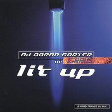 Lit Up by DJ Aaron Carter (CD, Aug-1999, Moonshine Music) FREE SHIPPING