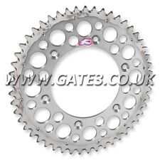 KAWASAKI KX250 KX 250 1982-2008 RENTHAL TWIN RING 48-TOOTH SILVER REAR SPROCKET