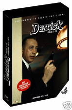 5 DVDs * DERRICK - COLLECTOR'S  BOX 1 | HORST TAPPERT - FRITZ WEPPER  # NEU OVP
