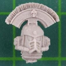 Space Marines Kommandotrupp MK IV Kopf Borstenkamm Forge World 40K Bitz 1615