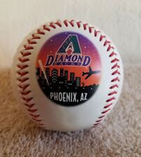 ARIZONA DIAMONDBACKS PHOENIX OFFICIAL NATIONAL LEAGUE SOUVENIR BASEBALL, EUC!