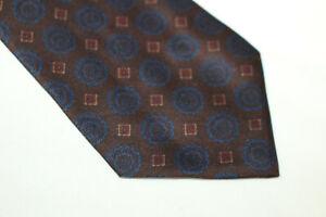 ROCCOBAROCCO Silk tie Made in Italy F16188