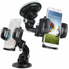 New Windshield Dashboard Car Mount Holder for Samsung Galaxy S8, S9 + Plus Phone