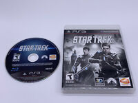 Star Trek (Sony Playstation 3) PS3 Game Complete CIB VG Very Good Tested