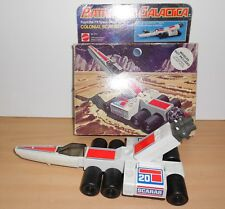 Mattel BATTLESTAR GALACTICA COLONIAL SCARAB Space Vehicle - VINTAGE 1978