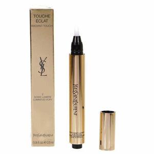 Yves Saint Laurent Touche Eclat Concealer No 2 Luminous Ivory Radiant Touch Pen