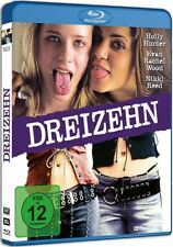 Blu-ray DREIZEHN # Evan Rachel Wood, Holly Hunter, Nicki Reed ++NEU