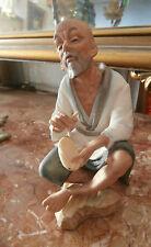 statuina in porcellana da collezione