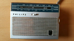 Miniatur  Radio Philips 60-er Jahre