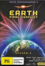 Earth Final Conflict Complete Second Series 2 Season 2(Gene Roddenberry's)