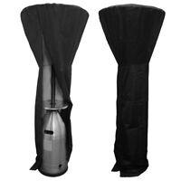236CM Outdoor Black Patio Gas Heater Cover Protector Garden Polyester Waterproof