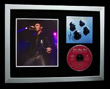 WET WET WET+PELLOW+SIGNED+FRAMED+LOVE ALL AROUND=100% AUTHENTIC+FAST GLOBAL SHIP