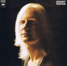 """Johnny WINTER """"Johnny Winter"""" opera di 1969 con nove blues rock canzoni! NUOVO CD"""