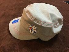 Adidas Philadelphia 76ers Women's Military Hat Adjustable One Size Cap Gray NEW!