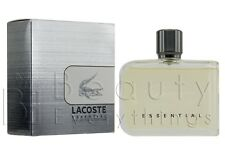 Lacoste Essential Collector's Edition 4.2oz / 125ml EDT Spray NIB Sealed For Men