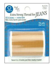 Coats Extra Strong Thread For Jeans 70yd, In Stock Never drop shipped.