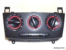 Mazda 3 BK 1,6 Klimabedienteil Klimabedienung Klima Heizung Bedienteil