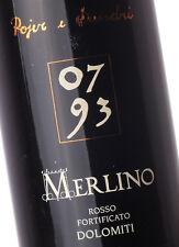 6 bottles MERLINO1298 (LAGREIN 2012 / BRANDY 1998) POJER E SANDRI  for chocolate