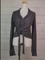 GORGEOUS WRAP/BOLERO BY  BOHEMIA OF SWEDEN. RRP £70 SIZE S, M, L OR XL