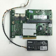 Dell PERC H700 0XXFVX XXFVX 512MB 6G SAS S-ATA PCIe Raid Controller with battery