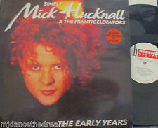 MICK HUCKNALL & THE FRANTIC ELEVATORS - The Early Years ~ 2 x VINYL LP