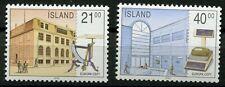 Island 726 - 727 postfrisch, Europa - Postalische Einrichtungen