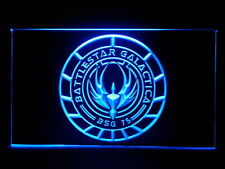 J656B Battlestar Galactica For Man Cave Display Light Sign