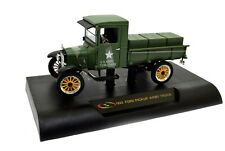 Signature Models 1923 Ford Pickup Army Truck 1:32 NEW