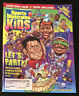 January 1999 Steve Young & Ken Griffey Jr. NFL MLB Sports Illustrated For Kids
