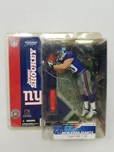 Jeremy Shockey New York Giants NFL McFarlane Variant Action Figure