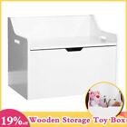 Storage Chest Toy Box Bedroom Bedding Blanket Trunk Bench Organiser Childrens