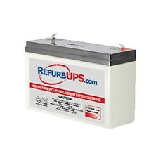 Yuasa NP10-6 - Brand New Compatible Replacement Battery