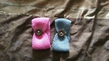 New listing Set Of Two Winter Toddler Headbands