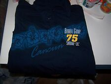 Bubba Gump polo from Cancun size medium