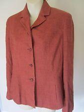 NWTs Ladies Tweed Look Blazer -6- Missy Career Dress Jacket Suit Coat MSRP $159.